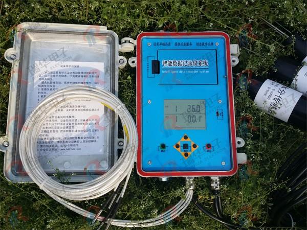 邯郸瑞华电子RHD-01多点土壤温湿度记录仪 三温三湿 多层土壤墒情监测