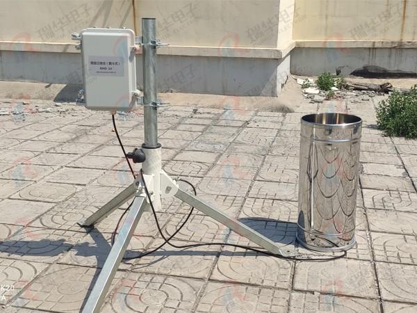 邯郸瑞华电子RHD-14雨量记录仪,雨量计