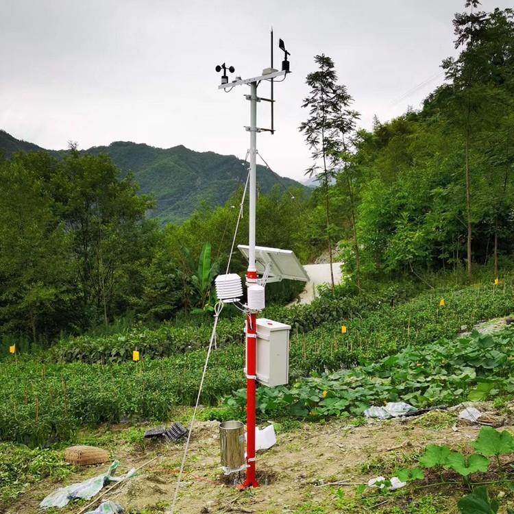邯郸瑞华电子RHD-03自动气象站,田间气象站,校园气象站