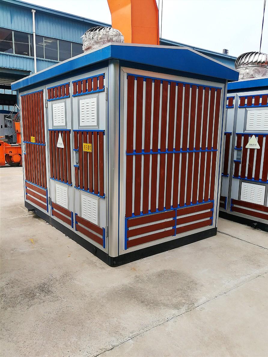 河南安阳天豪通达YB12智能型箱式变电站制造厂家