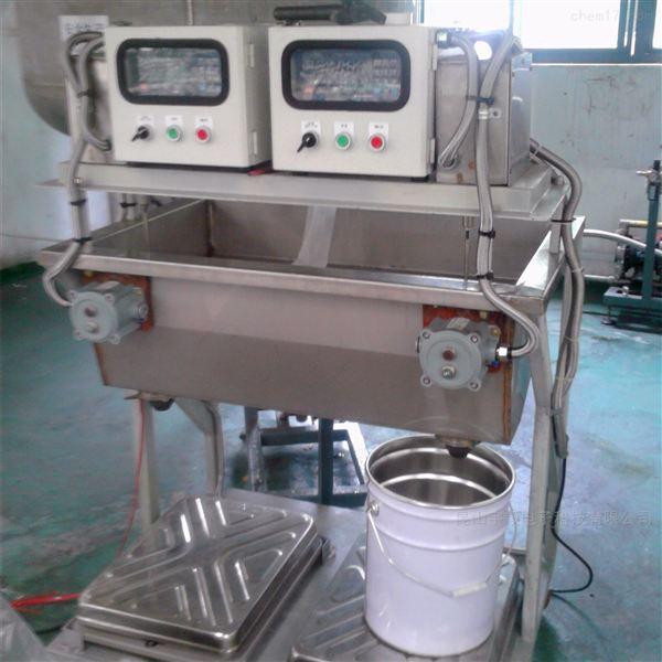 高标准简易型液体灌装机