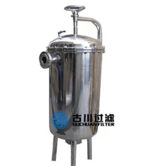 单袋式、多袋式过滤器,用于大流量过滤