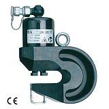LSK120母线加工设备液压冲孔机/便携式打孔器-英特卡博Intercable;