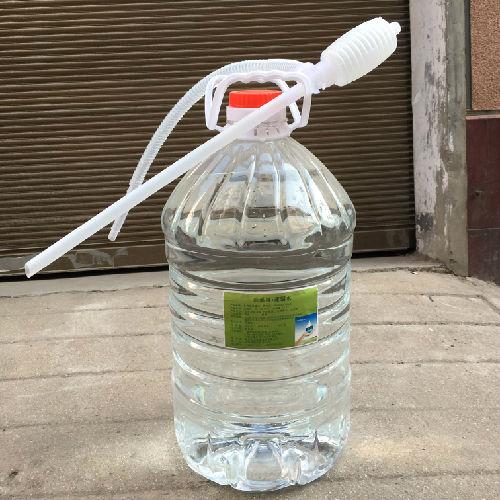 郑州山溪泉蒸馏水有限公司LOGO