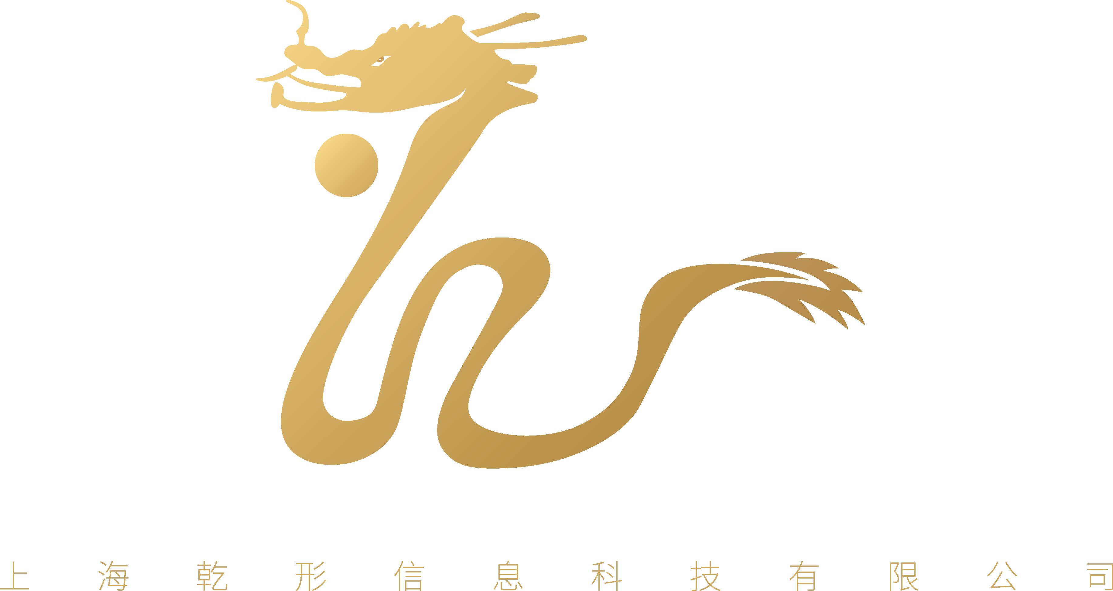 上海乾形信息科技nba山猫直播在线观看LOGO